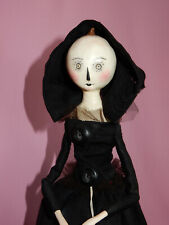 "One of a Kind  Artist Doll ""Rachal"" by Julie Bailey"