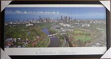 Ken Duncan print framed Melbourne city