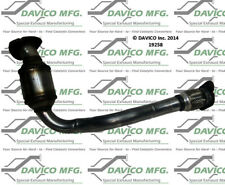 Catalytic Converter-Exact-Fit Left Davico Exc CA 19258