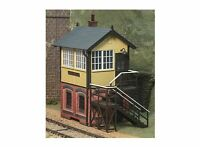 O gauge Signal Box, Brick Base Peco LK-715