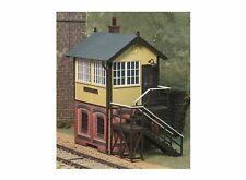 O gauge Signal Box, Brick Base Peco LK-715