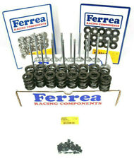 Ferrea Valves Dual Springs Retainers w/Locks Kit For Toyota Supra 2JZGTE 2JZ-GTE