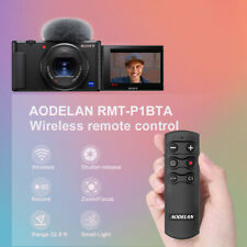 AODELAN RMT-P1BT Wireless Remote Control for Sony ZV-E10 RX100VII RX0II A1 A9II