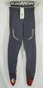 NWT adidas By Stella McCartney Climaheat Warm Stirrup Tights Run Gym 2XS XXS