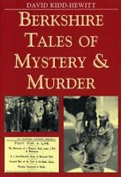 Berkshire Tales of Mystery and Murder (Myster... by Kidd-Hewitt, David Paperback