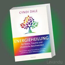 ENERGIEHEILUNG FÜR STRESS, TRAUMA UND CHRONISCHE BESCHWERDEN   Selbstheilung