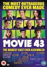 Movie 43 [DVD], Very Good DVD, Johnny Knoxville, Seann William Scott, Halle Berr