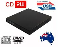 USB 2.0 External Slim DVD ROM CD±RW Combo Burner Writer Portable Drive