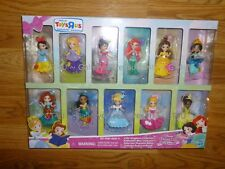 Disney Princess Little Kingdom Collection Mini 11 Pack Pocohontas Mulan Jasmine