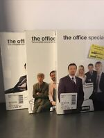 The Office Collection UK (DVD, 2004) 1 2 Special Factory Sealed Ricky Gervais !