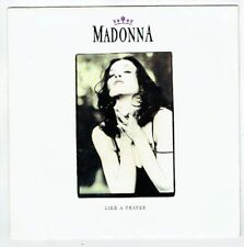 MADONNA Vinyl 45 tours LIKE A PRAYER - ACT OF CONTRITION -SIRE 9275397 F Reduit