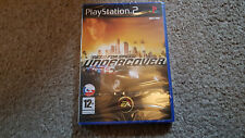 Sony Playstation 2 PS2 Game Need for Speed Undercover New Sealed Czech Version