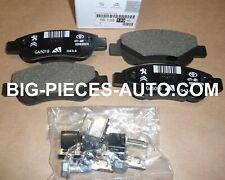 Plaquettes de frein avant Peugeot Citroen d'ORIGINE 107 108 C1 I & II