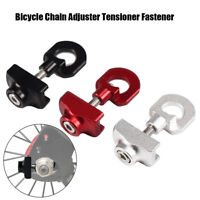 1//2//4pcs Bike Chain Tensioner Adjuster For Fixed Gear Single Speed Track Bicycle