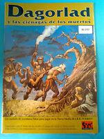 Rol - El Señor de los Anillos - Dagorlad y las Ciénagas de los Muertos- Joc RL50