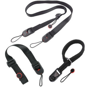 UK Quick Release Camera Wrist Strap Compatible with Peak Design Anchor Link