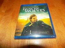 DANCES WITH WOLVES Kevin Costner Academy Award 20th Anniversary BLU-RAY DISC NEW