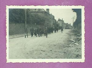 Photographie ancienne - 2nde Guerre Mondiale - Allemands [en Normandie] - TTBE