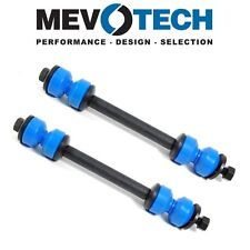 Chevrolet Dodge Plymouth Pair Set of 2 Front Sway Bar Link Kits Mevotech MK8848
