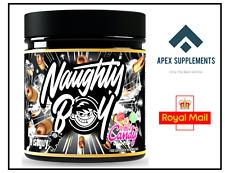 Naughty Boy WiseGuy 140g Focus, KSM-66 Ashwagandha, Choline, Cortisol Management