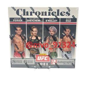 2021 Panini UFC Chronicles Hobby Box Factory Sealed