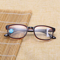 Progressive Multifocal Lens Blue Film Anti-radiation Reading Glasses +1.0~ +4.0