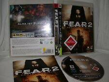 FEAR 2 • Playstation 3 • Spiel inkl. OVP & Anleitung