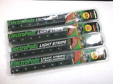 4 Large ElectroPods Super Bright 12 volt Red LED Waterproof Lights