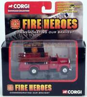 FIRE HEROES 1953 Mack B Open Pumper Lexington CORGI CS90055