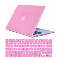 "Crystal Hardcase Shell + Keyboard Cover For Apple Mac Macbook Retina 12"" A1534"