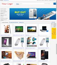 Auction website - New Design