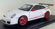 Voitures, camions et fourgons miniatures rouge AUTOart pour Porsche