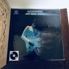 🎸JEFF BECK〰️WIRED〰️HALF SPEED MASTERED🔶CBS MASTERSOUND🔶1976 **🆓SHIPPING**