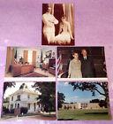 Vintage RPPC Postcards Dwight D Eisenhower Mamie Doud Lot of 5 Wedding Day 1916