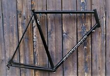 SAMPSON ZING STEEL FRAME, N.O.S.,  61 CM , REYNOLDS 525 CRO-MO BUTTED TUBES!