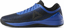 Reebok Crossfit Nano 8 Flexweave Mens Training Shoes Blue Gym Trainers Workout