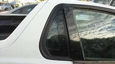HOLDEN COMMODORE RR SIDE GLASS (BODY) VE, UTE, 07/06-04/13 06 07 08 09 10 11 12