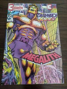Deathwatch 2000 MEGALITH #2 1993 Continuity Comics