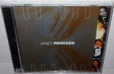 JANET JACKSON JANET REMIXED (1995) BRAND NEW SEALED RARE OOP CD 11 REMIXES
