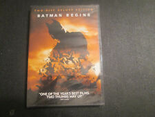 Batman Begins (Dvd, 2005, 2-Disc Set, Special Edition)