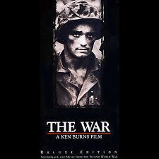 Original TV Soundtrack : The War: A Ken Burns Film CD