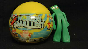 Worlds Smallest Stretchy Gumby Blind Mystery Capsule Toy Super Impulse 2020