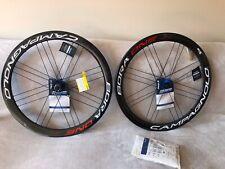 Campagnolo Bora One 50 Disc Bicycle Brake Bike Wheelset 700c Road Tubular