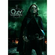 Ozzy Osbourne Black Rain Album Cover Postcard 100 Genuine Official Merchandise