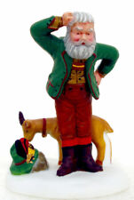 Dept. 56 Heidi and Her Goats Grandfather Only Retired 2001 Alpine Village 56201