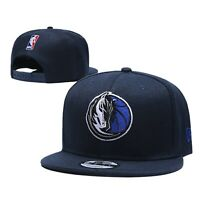 New Era Adult Dallas Mavericks Snapback 9fifty Navy NBA Cap/Hat Luka Doncic 950