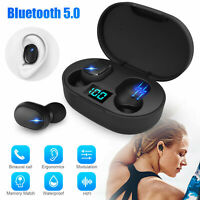 Mini New E6S TWS Stereo Airdots Headset Bluetooth 5.0 Earphone Headphone Earbuds