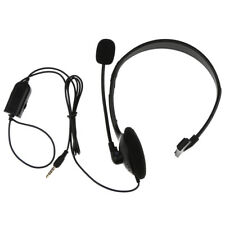 Gaming Headset with Mic Microphone for New Xbox One PS4 Noise Isolating