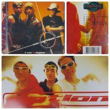 Option I Run 2 Rhyme Album CD K Pop kpop Korean Music Classic VTG 90s