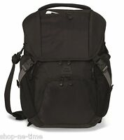 "Vertex Convertible 15"" Laptop / MacBook Pro Black Backpack / Messenger Bag - New"